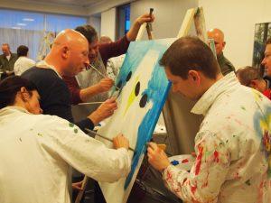 schilderworkshops